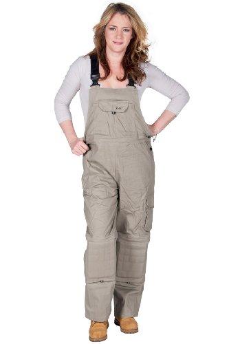 Rosies - Salopette Femme - Beige Salopette de travail pour Femme Combinaison ROSIES05 Rosies Workwear
