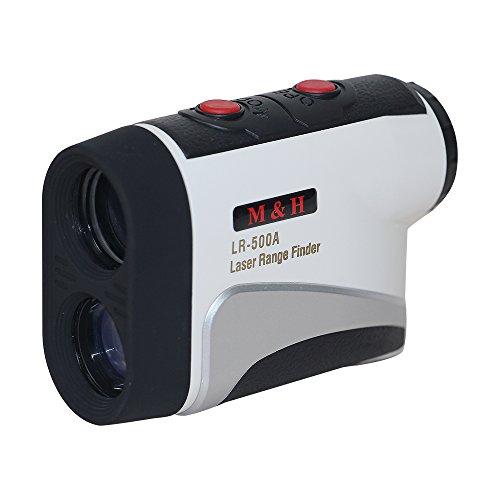 Digitaler Laser-Entfernungsmesser Scope  Hohe Genauigkeit, kurz Zeit Messen, geringer Stromverbrauch und automatische Abschaltung  perfekt für Golf, Jagd und Racing–mhby, Distance & Angle Measure Function*