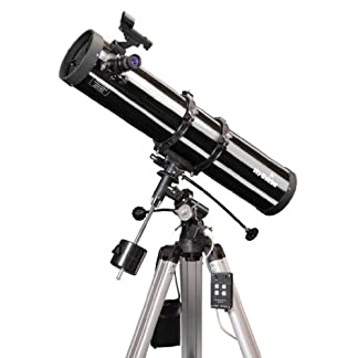 "Skywatcher Explorer-130M 130mm (5.1"") f/900 Motorised Newtonian Reflector Telescope 10713"