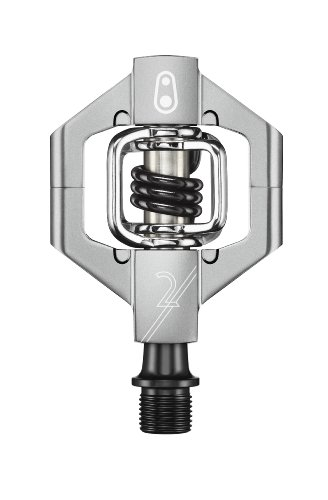 Crankbrothers Candy 2 15312 Natural - Pedale in alluminio