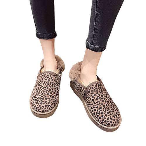 TianWlio Frauen Herbst Winter Stiefel Schuhe Stiefeletten Boots Stiefel Winter High Heel Lange Stiefel Bandage Hohe Stiefel Kniehohe Stiefel Rosa 37