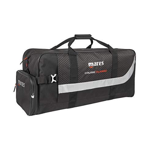 Mares Unisex- Erwachsene Cruise Backpack Tauchrucksäcke, Negro/Gris, One Size