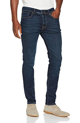 d2341ebbd0a7 SELECTED HOMME Herren Skinny Jeans SHNSKINNY-PETE 1003 D.Blue ST JNS NOOS,