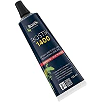 BOSTIK-Pegamento de contacto gel a 1400 Endurecedor incorporado Talla:125 ml