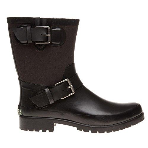 Lauren By Ralph Lauren Mora Femme Boots Noir Black