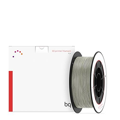 BQ 05BQFIL033 - Filamento de PLA para impresión 3D, transparente