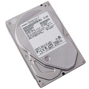 Hitachi Festplatten 3,5 Zoll SATA Festplatte HDP725050GLA360 500 GB Deskstar P7K500, 24/7