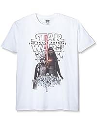 Star Wars Episode VII New Villains Composition-Camiseta Hombre 30fe941c3e6