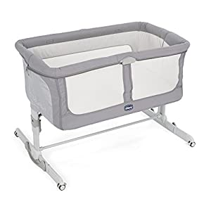 Chicco NEXT2ME Dream Crib - Graphite GUYUE Storage: Storage basket, bottom shelf. Steel pipe + Oxford cloth + Waterproof support plate.(The diaper table has a bearing capacity of 20kg.) Size- As shown, 74x63x93cm(1cm=0.39 inch) Suitable for babies weighing less than 20kg. 10