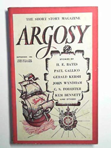 Argosy, vol.XVI, no.9, September 1955
