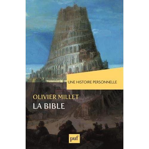Une histoire personnelle de la Bible