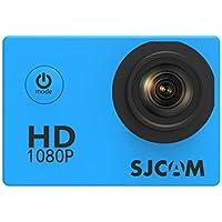 SJCAM SJ4000 Action Cam Sport Camera Underwater Video Camcorder Digital Camera Outdoor Waterproof 1080P Full HD 12MP 170¡ãWide Angle Lens HDMI Output Helmetcam Diving Bicycle Car DVR Sports DV Blue