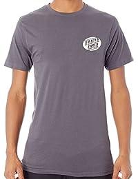 Santa Cruz Vintage Black The Lane T-Shirt