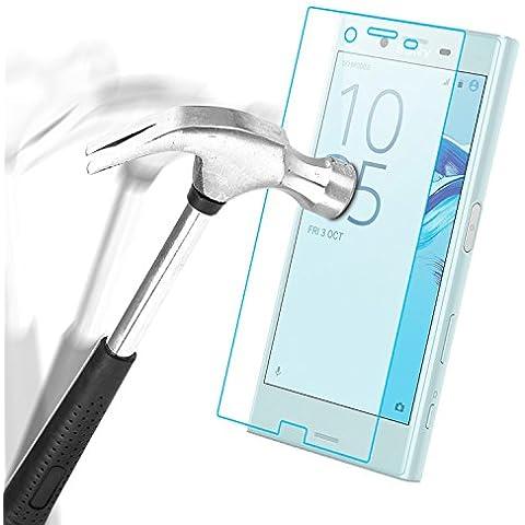Pellicola Sony Xperia X Compact, APICI Pellicola Protettiva ultra resistente