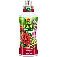 Compo 1456002005fertilizante para rosas, 1L, verde, 9x 18,7x 27cm