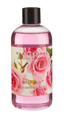 Wax-Lyrical-250-ml-Reed-Diffuser-Refill-Rose-Bud
