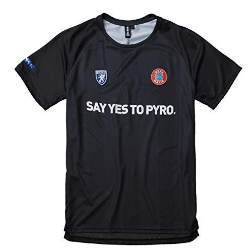 "PG Wear ""Yes to Pyro No Respect-Trikot (XXL)"