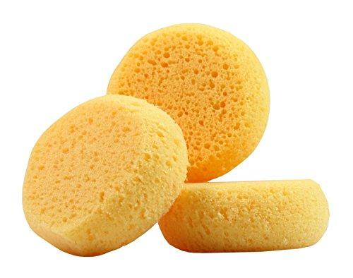Eulenspiegel Antibakterieller Schwämme, 3 Stück