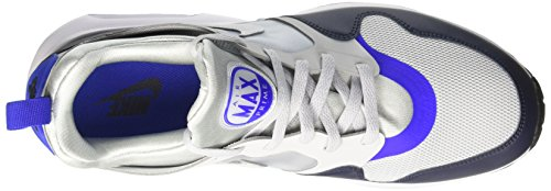 Nike Air Max Prime, Scarpe da Corsa Uomo Multicolore (Pure Platinum/Pure Platinum/Racer Blue)