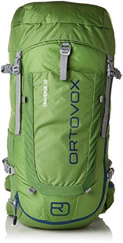 Ortovox Traverse 30 Mochila, Unisex Adulto, Verde (Eco Green), 24x36x45 cm (W x H x L)