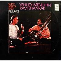Yehudi Menuhin - Ravi Shankar - S/MOAE 199 - LP Record
