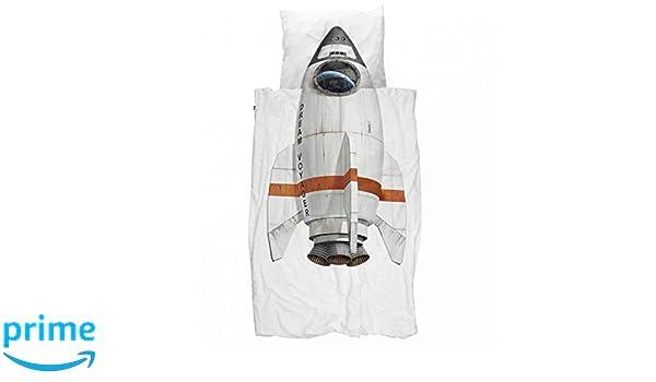Snurk Parure de lit Rocket Dream Voyager 135/x 200/cm