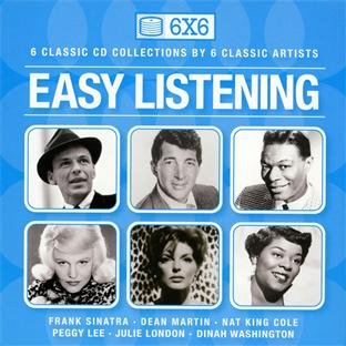 6x6 - Easy Listening (6 CD)