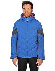 Völkl Performance Wear plumífero para hombre, otoño/invierno, hombre, color Azul - azul, tamaño 48