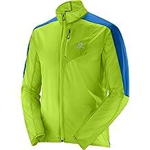 Salomon Fast Wing Jacket Men Granny Green S