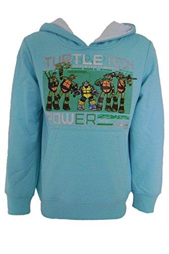 Nickelodeon Jungen Kapuzenpullover Gr. 3 Jahre, (Jungen Turtles Mutant Teenage Für Ninja Kapuzenpullover)