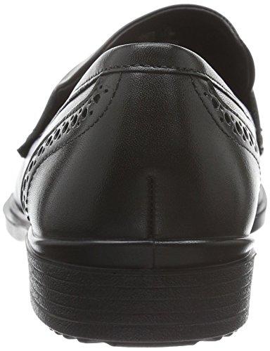 ECCO - Touch 15 B, Mocassini Donna Nero(Black 1001)