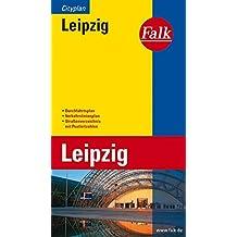 Falk Cityplan Leipzig