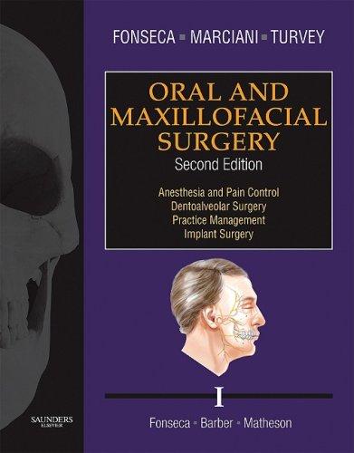 Oral and Maxillofacial Surgery: 3-Volume Set, 2e