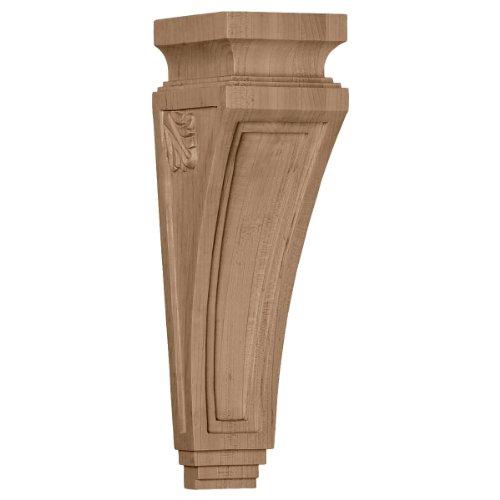 Arts Crafts Corbel (ekena Millwork cor03X 04x 14arma-case-237/20,3cm W x 41/5,1cm D x 35,6cm H Arts & Crafts Corbel, COR03X04X14ARMA-CASE-4)