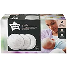 Tommee Tippee Closer to Nature Disposable Breast Pads, Pack of 100pcs