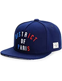 Cayler and Sons District of Paris Cap Navy Red White