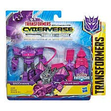 Transformers Hasbro Cyberverse Spark Armor Battle Shockwave,, E4300ES0
