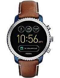 Fossil Explorist Analog-Digital Black Dial Men's Watch-FTW4004