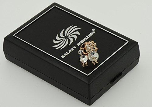 Cane barboncino piccolo piccola spilla pin con cristalli - Barboncino piccolo ...