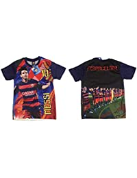 Madness Camiseta Leo Messi Fútbol Club Barcelona Tallas 4 y ...