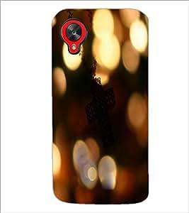 PrintDhaba Pattern D-3965 Back Case Cover for LG GOOGLE NEXUS 5 (Multi-Coloured)