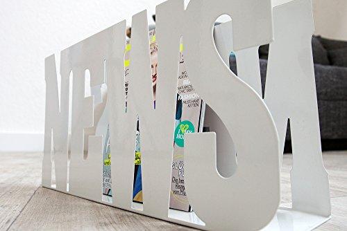 Design portariviste news cm scritta portariviste con colore a