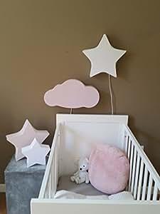 Wandleuchte wandlampe kinderzimmer babyzimmer kinderlampe babylampe baby - Wandlampe babyzimmer ...