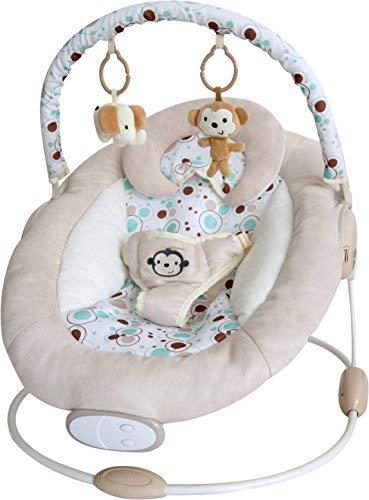 *Bebe Style Premium Babyschaukel & Babywippe im Luxus Design – Baby Wippe, Schaukel & Schaukelwippe*