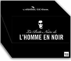 Coffret Thierry Ardisson : La boite noire de l'homme en noir - 7 DVD