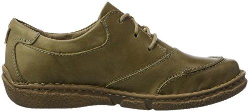 Josef Seibel Smu-neele 03, Chaussures Vertes Femmes (oliv)