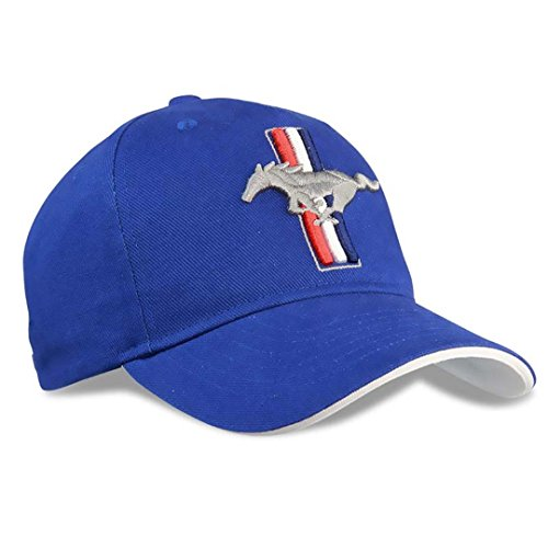 ford-mustang-cap-stripes-blau-taglia-unica