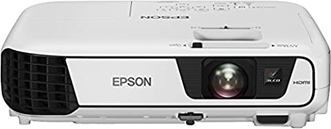 Epson EB-S31 Portable Projector (SVGA, 3LCD, 15000:1 Contrast, 3200 Lumens, 10,000 Hour Lamp Life) - White