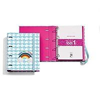 Agatha Ruiz de la Prada 20864 - Carpeta bloc notebook olas arp (DIN A4,