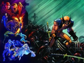 Download Wolverine: Enemy Of The State - The Complete Edition HC